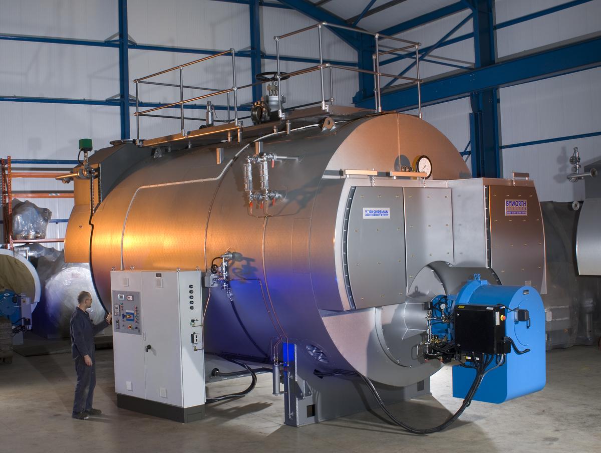 Đốt than đá bằng lò hơi tầng sôi, cải tiến của các ngành công nghiệp sử dụng hơi và nhiệt