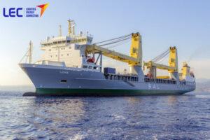 Vận chuyển than đá nhập khẩu bằng các loại tàu biển